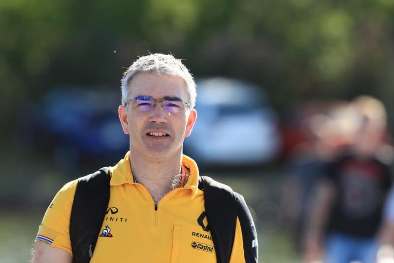 Nick Chester - Renault F1 Team at the 2019 Formula 1 Canadian Grand Prix - Circuit Gilles Villeneuve - Free Practice 3