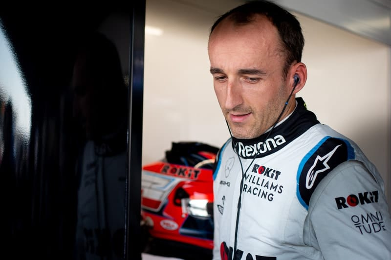 Robert Kubica - Formula 1 - 2019 German GP