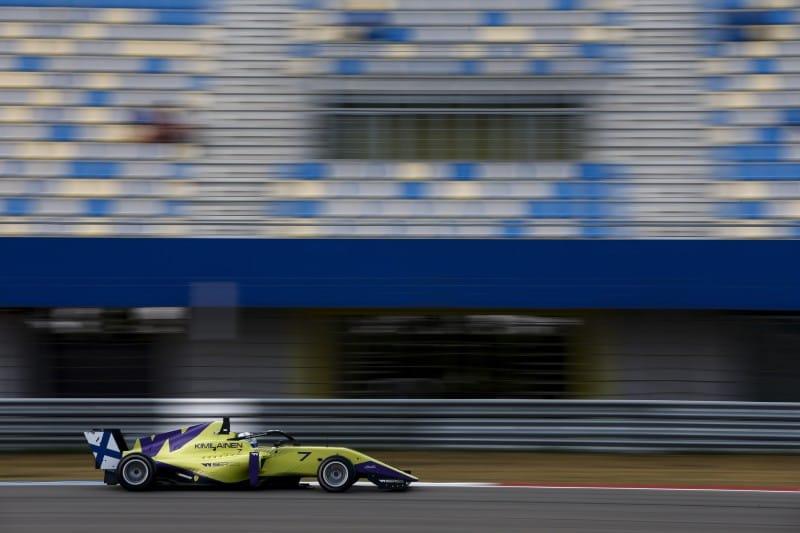 Kimilainen - W Series - FP1