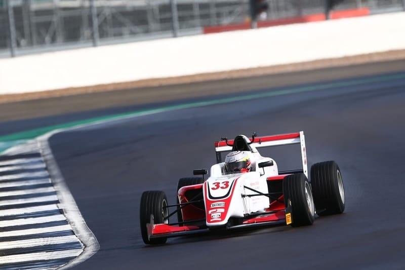 Manuel Maldonado wins race two at Silverstone