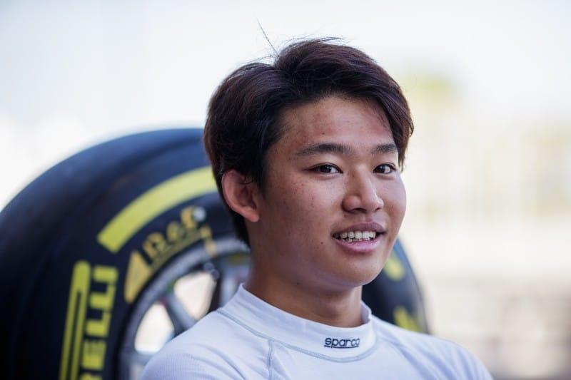 Marino Sato - F2 - Test