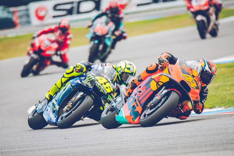 Positives and negatives for Pol Espargaro at Brno