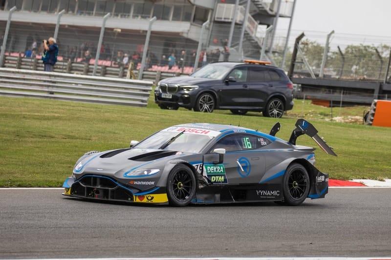 """Brands start crash """"a shame"""" after promising qualifying - Dennis"""