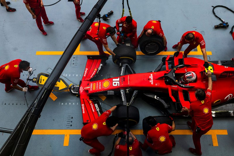 """""""Our rivals look very fast, certainly faster than us"""" - Sebastian Vettel"""