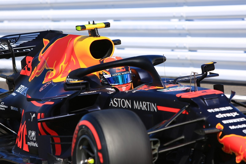 Double Mexico Winner Verstappen Expecting 'More Difficult' 2019 Race Due to Ferrari Pace