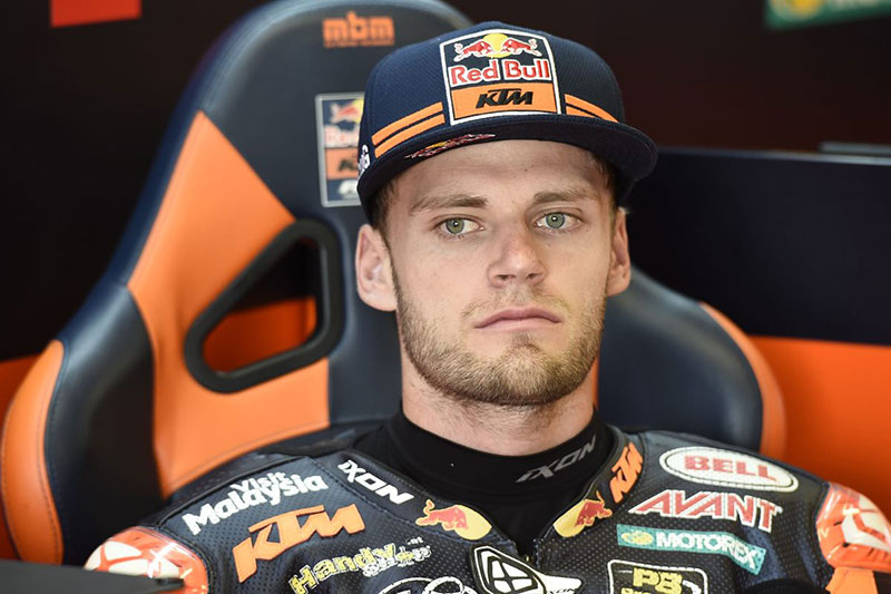 Binder Promoted to Factory KTM Team