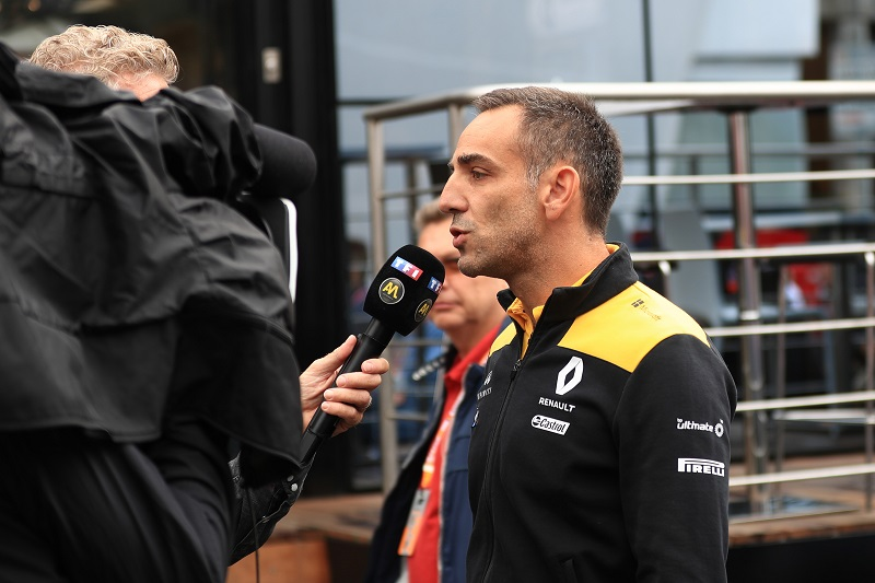 Renault's Level of Expectation has made 2019 'the most Difficult Season' – Abiteboul
