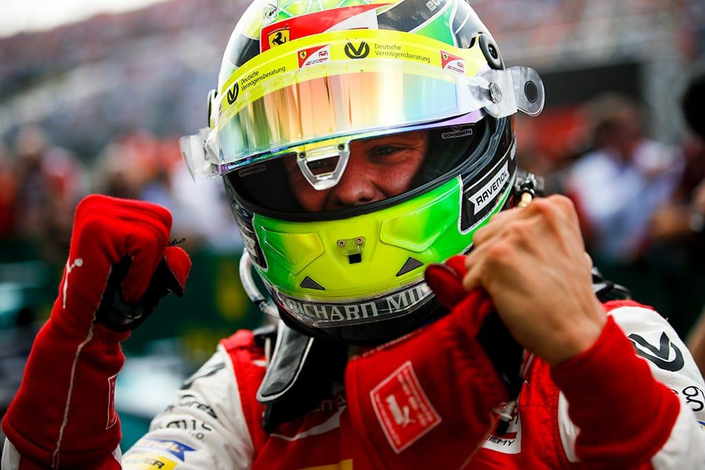 Mick Schumacher - FIA Formula 2