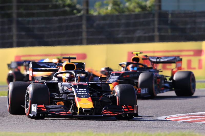 Red Bull left ruing 'slightly disappointing' Suzuka weekend
