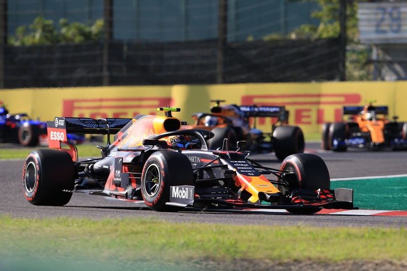 2019 Japanese Grand Prix - The Rookie Report