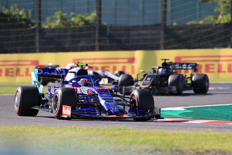 Toro Rosso Set to Change its name to Scuderia Alpha Tauri in 2020
