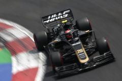 Kevin Magnussen - Formula 1 - 2019 Mexico GP
