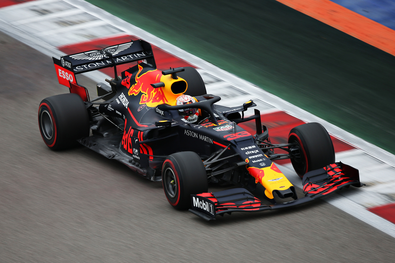 """We maximised the result"" in Sochi - Max Verstappen"