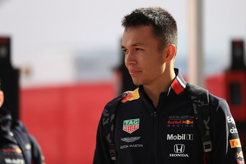 Albon Confirmed at Red Bull Racing for 2020 Formula 1 Campaign