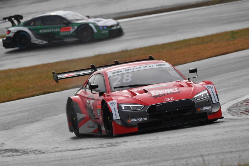 Loic Duval & Marco Wittmann - DTM - SUPER GT x DTM Dream Race