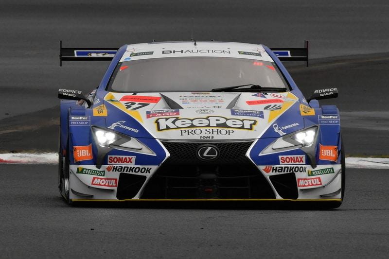Nick Cassidy - SUPER GT - SUPER GT x DTM Dream Race