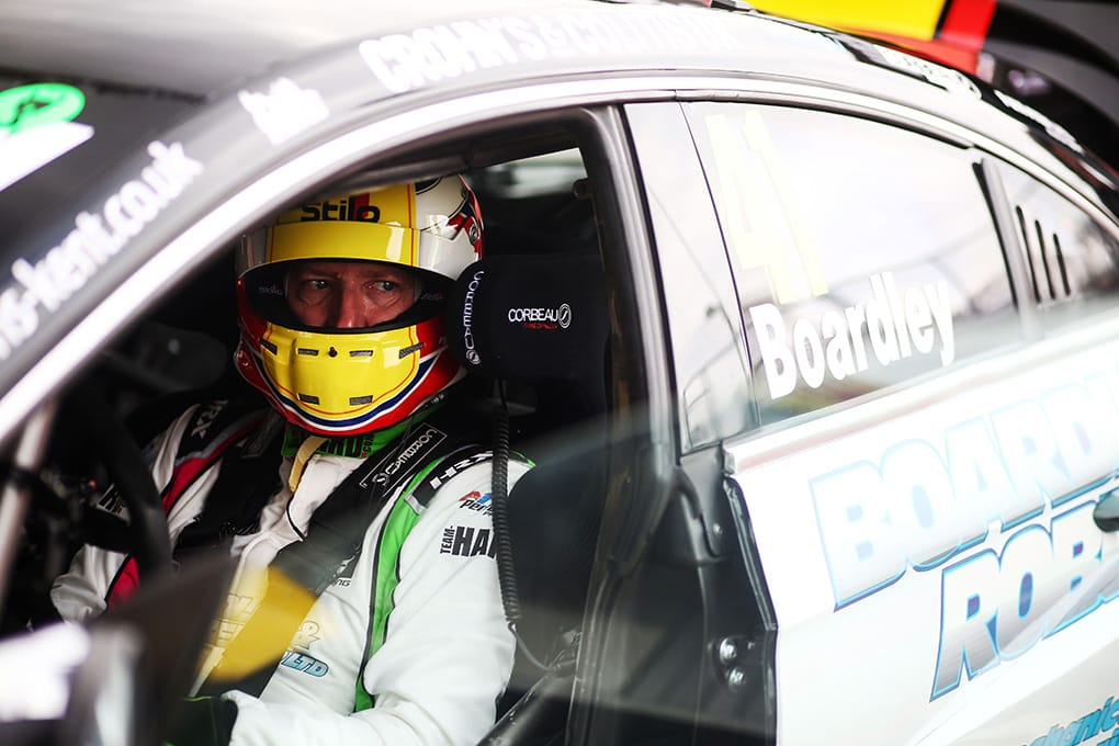 Carl Boardley - Team HARD. Racing BTCC
