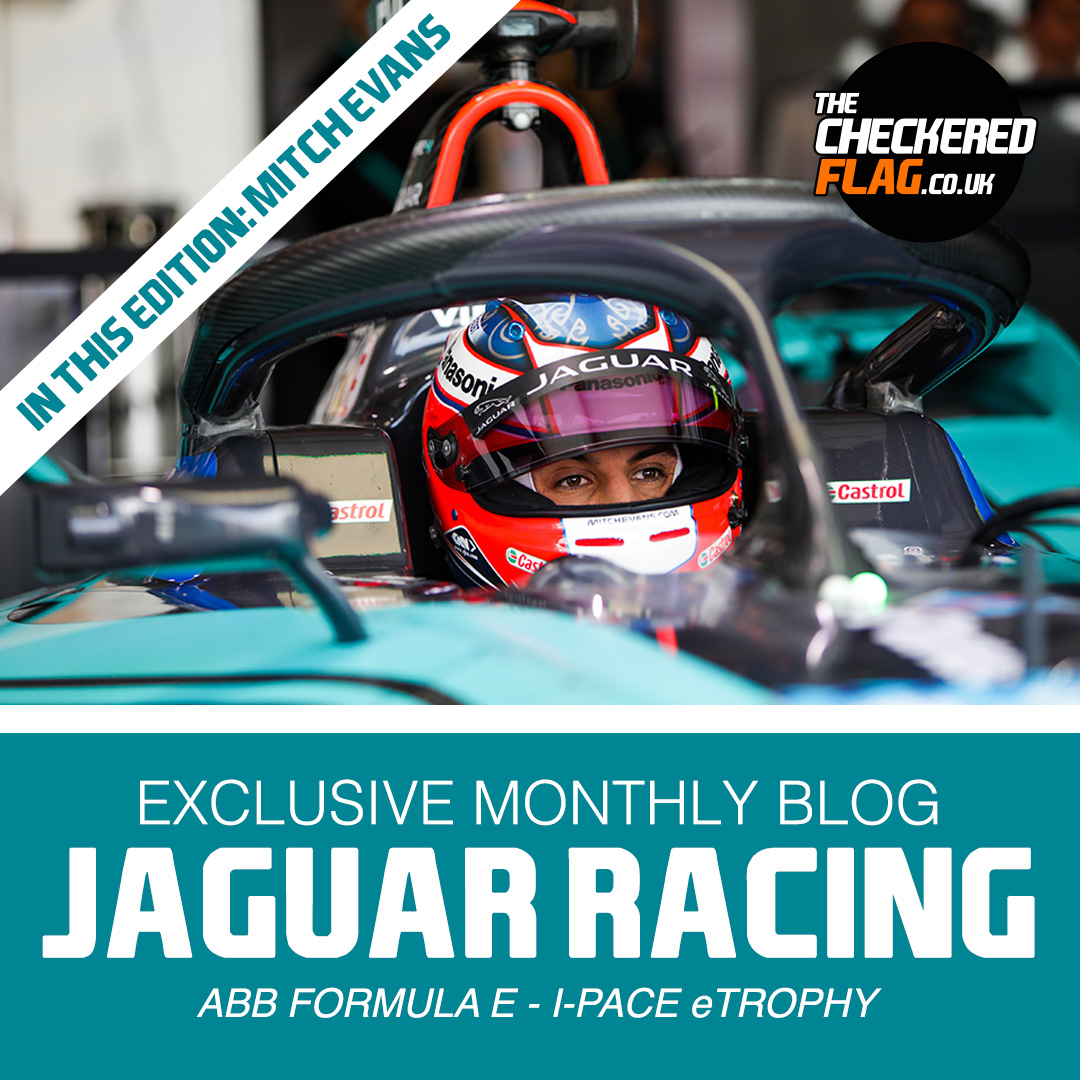 Mitch Evans - Jaguar Racing Blog