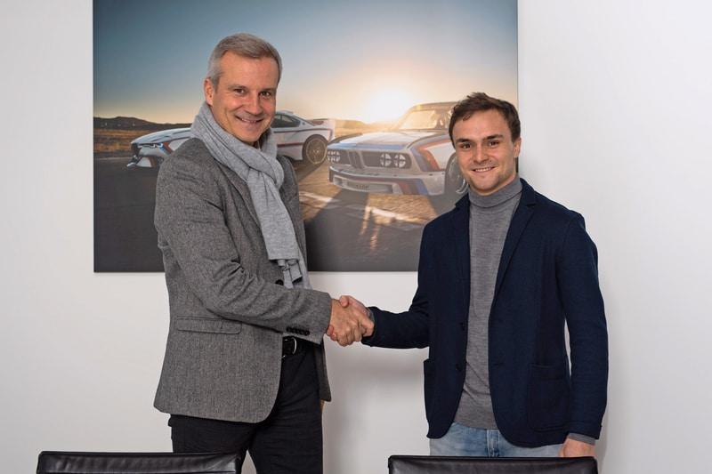 Jens Marquardt & Lucas Auer - DTM Series