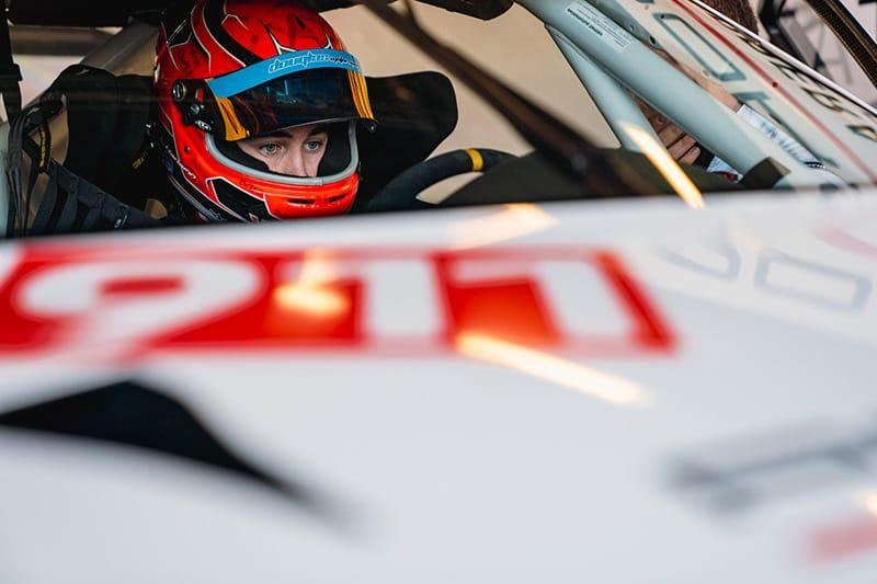 Lorcan Hanafin - Porsche Carrera Cup GB