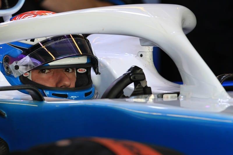Latifi Taking Confidence from Rookies Heading into Maiden Formula 1 Season