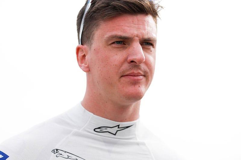 James Calado - Jaguar - Formula E