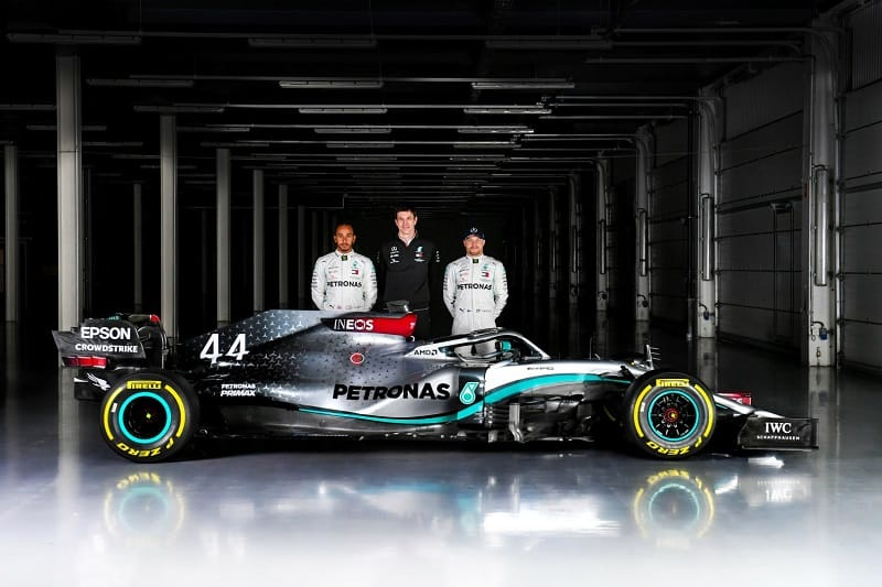 Mercedes to Celebrate Tenth Anniversary of Formula 1 Works Team Return in 2020 - The Checkered Flag