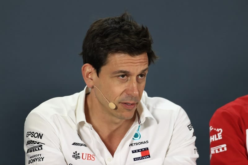 Overall, Formula 1 is on a really good path - Toto Wolff - The Checkered Flag