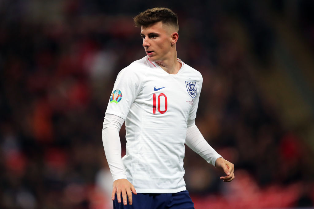 Chelsea fans harsh on Mason Mount performance for England - The Chelsea  Chronicle