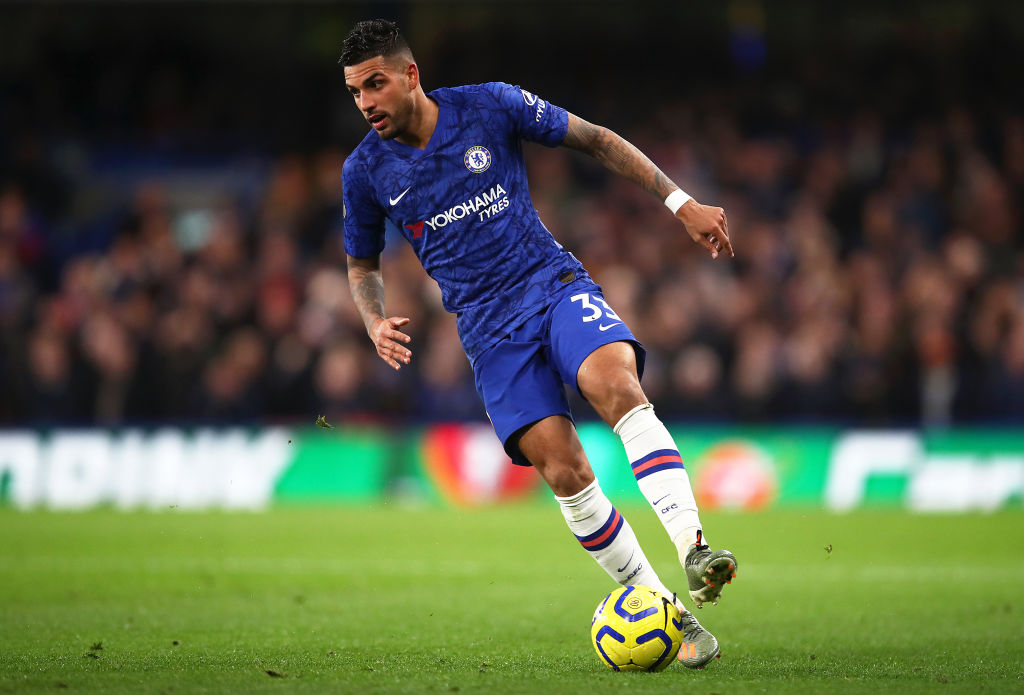 Chelsea fans fed up with Emerson Palmieri after Southampton display - The  Chelsea Chronicle