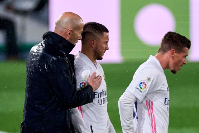 Report: Real Madrid boss Zidane already has plan for Eden ...