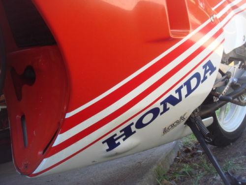 1987 Honda NSR250R Lower Fairing