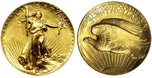 1907 double eagle