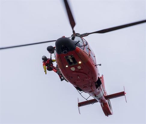 Coast Guard responds to MV Golden Ray in St. Simons Sound, Brunswick, Georgia