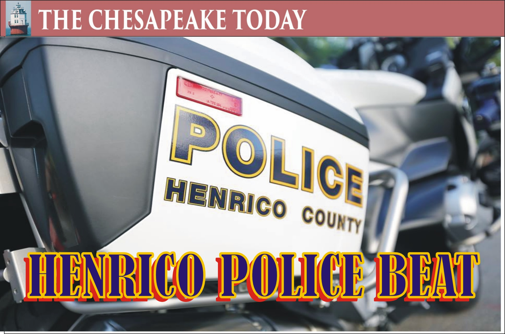 DWI HIT PARADE: Henrico County Police report DWI arrests for July 2019