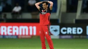 IPL 2021: RCB's Yuzvendra Chahal gives fiery send-off to Ishan Kishan of MI, Watch video