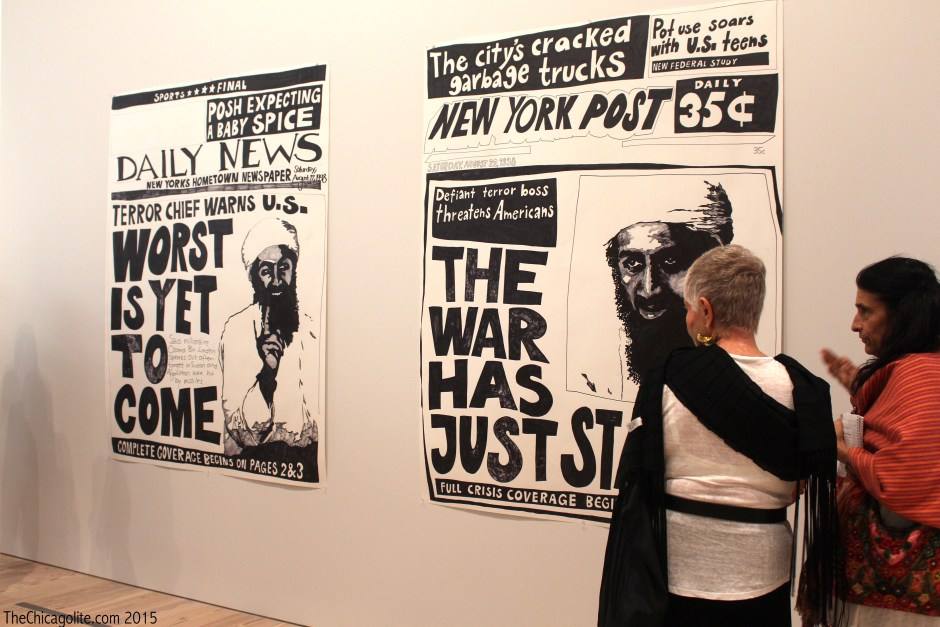 Whitney Museum of Art: America is Hard to See