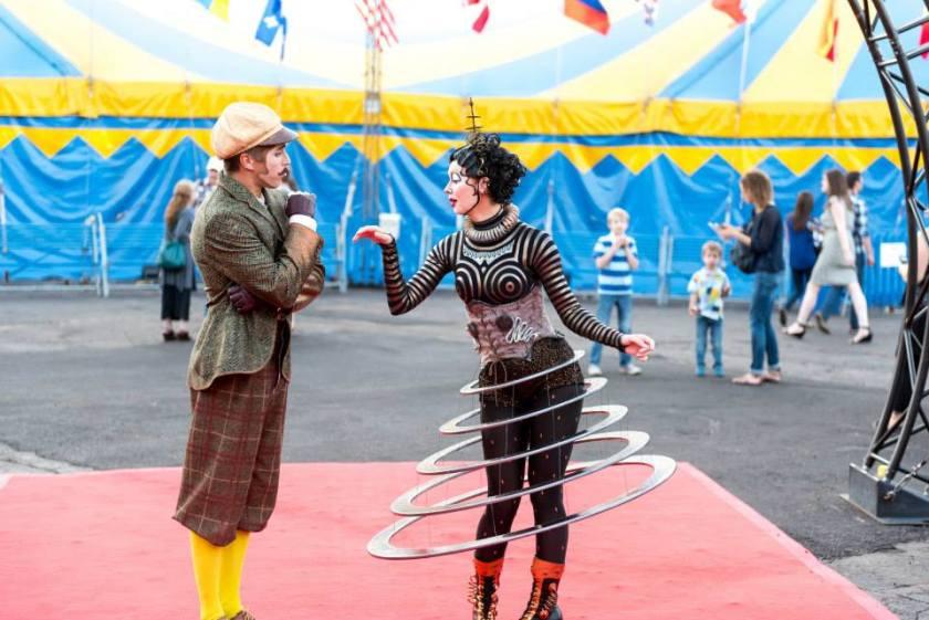 Photo Credit: Cirque du Soleil Kurios FaceBook