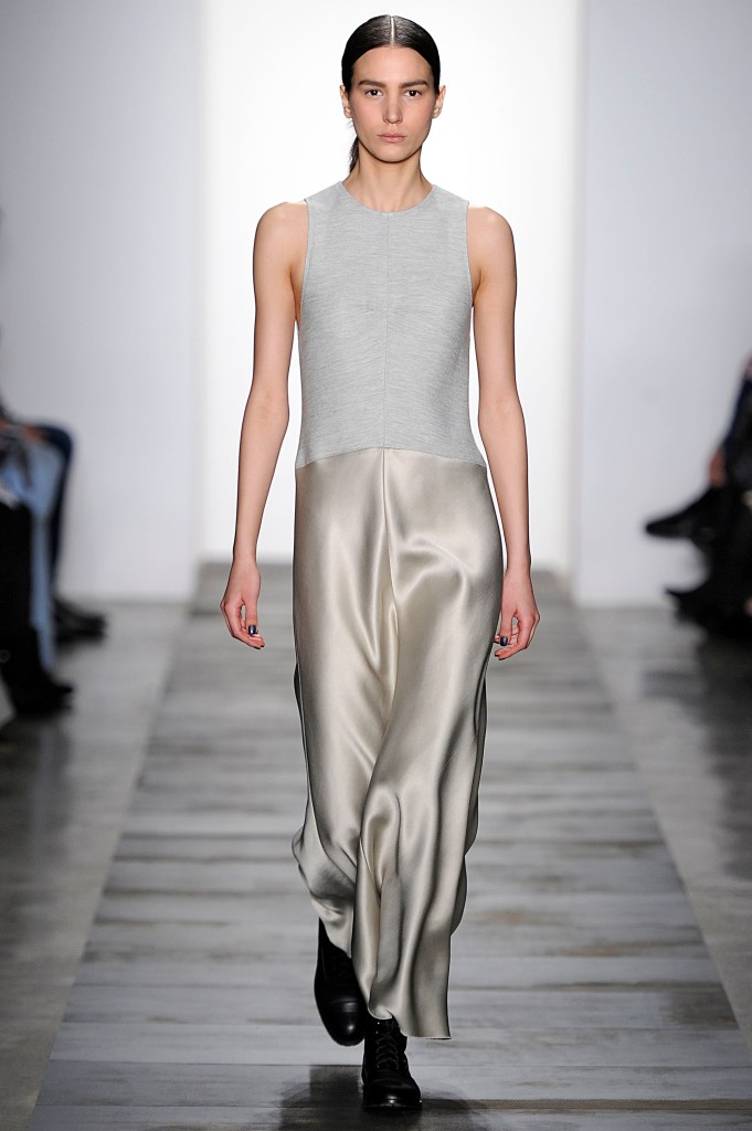 Wes Gordon New York RTW Fall Winter 2015 February 2015