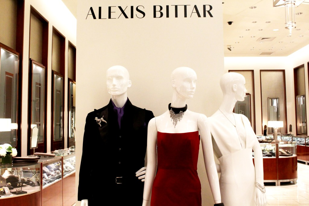 Alexis Bittar Saks Fifth Avenue Chicago
