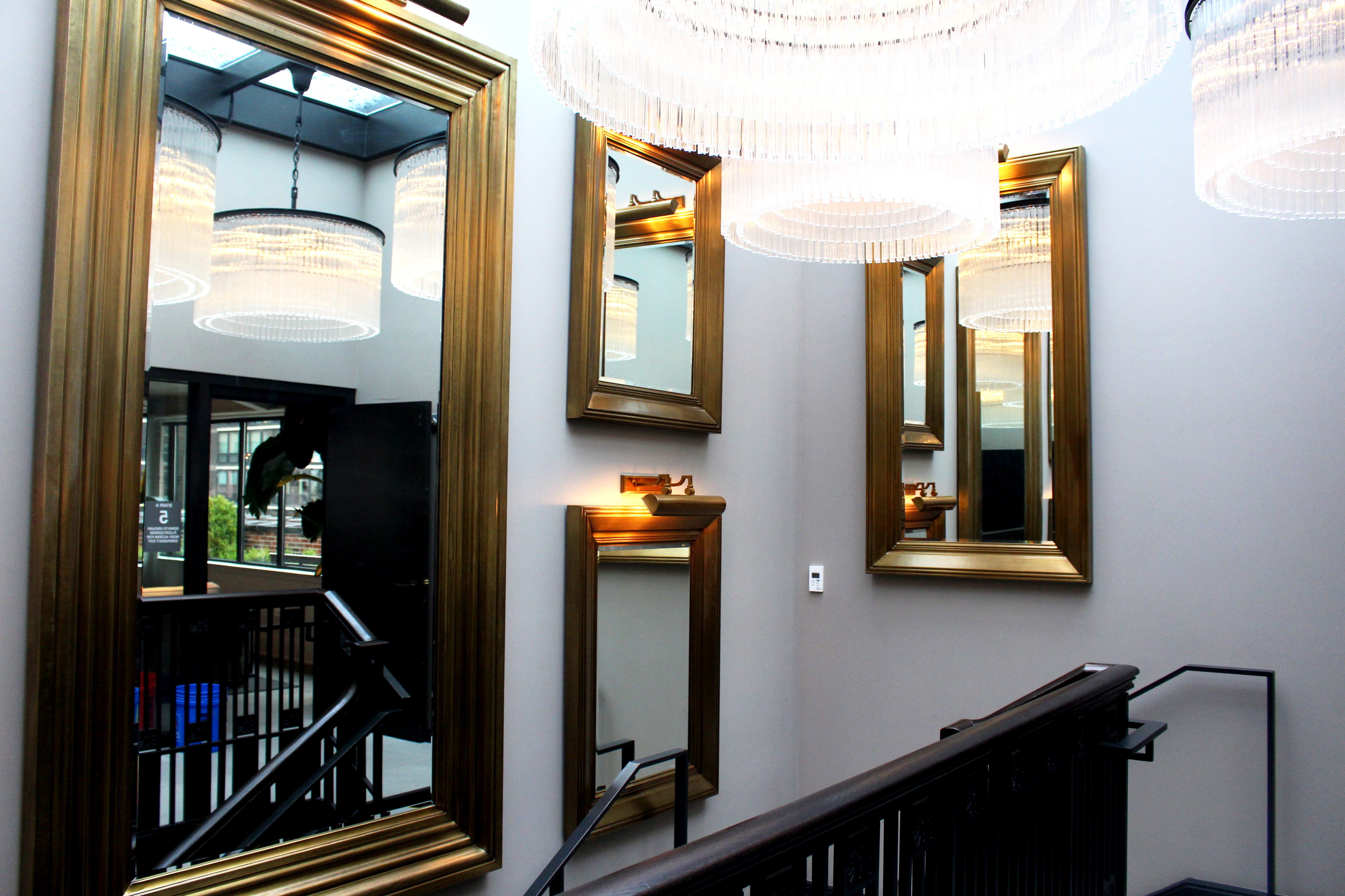 The Lap of Luxury at Restoration Hardware s 3 Arts Club Cafe The