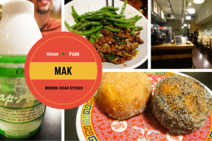 Wicker Park's MAK Fuses Traditional Chinese and Modern Healthy Eating