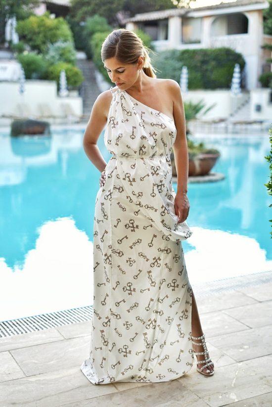 Lili White Modello ROMANTIC