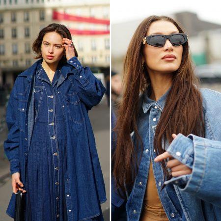 total denim the chic jam fashion week