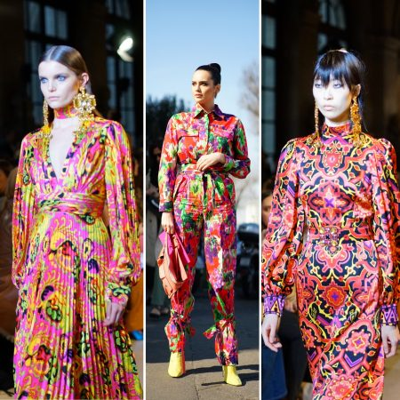 pattern multicolor stampe psichedeliche fashion week the chic jam