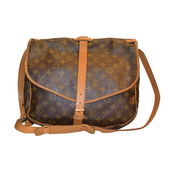 Louis Vuitton Vintage besace style Bag   The Chic Selection