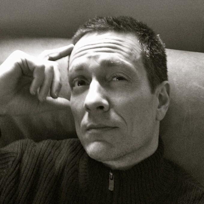 Mark Teague Author Headshot