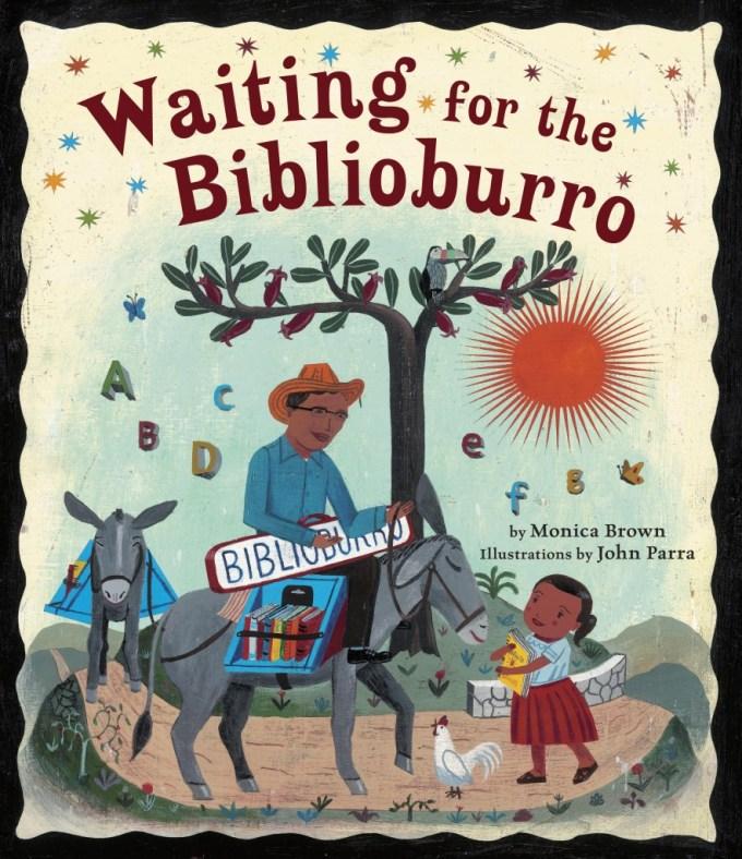 Book: Waiting for the Biblioburro