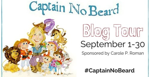 Captain No Beard Blog Tour-3