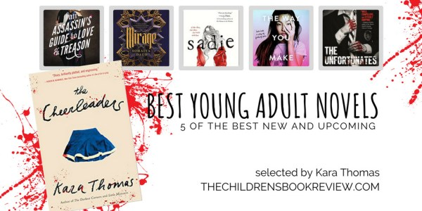 5 of the Best New and Upcoming Young Adult Books : The ...